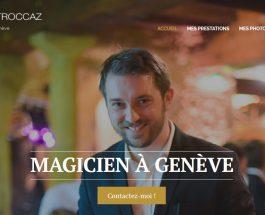 Magicien mentaliste à Genève et en Suisse pour vos séminaires, soirées d'entreprises, salons et mariages