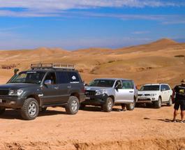 Raids 4X4 au Maroc : de belles aventures