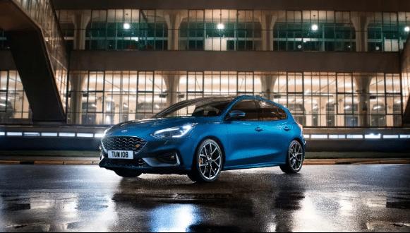 Nouvelle Ford Focus ST une compacte puissante