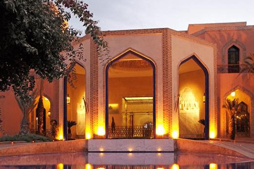 Hôtel à Marrakech: optez pour un hébergement de luxe